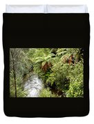 Tropical Forest Duvet Cover