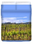 Tuscany - Montalcino Duvet Cover