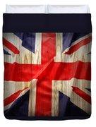 Union Jack  Duvet Cover by Les Cunliffe