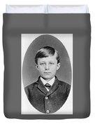 Wilbur Wright (1867-1912) Duvet Cover