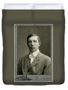 William Hodge (1874-1932) Duvet Cover