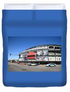 Wrigley Field - Chicago Cubs  Duvet Cover