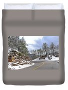 Route 60 Virginia Duvet Cover