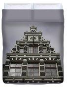 62 Damrak Amsterdam Squared Duvet Cover