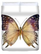 63 Great Nawab Butterfly Duvet Cover by Amy Kirkpatrick