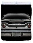 '63 Impala Duvet Cover