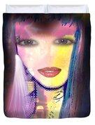 Pikotine Art Duvet Cover