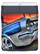 '64 Dodge Oakland County Mi Duvet Cover