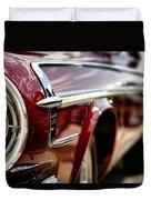 '64 Max Wedge Duvet Cover