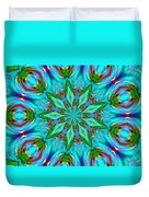 Aquaday Duvet Cover