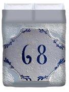 68 Duvet Cover