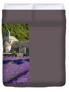 Abbaye De Senanque Duvet Cover