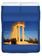 Apollo Sanctuary - Cyprus Duvet Cover
