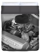 Chevrolet Engine Duvet Cover