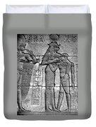 Cleopatra Vii (69-30 B.c.) Duvet Cover