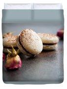 French Macaroons Duvet Cover