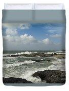 Godrevy Lighthouse Duvet Cover