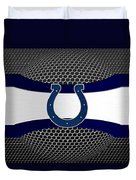 Indianapolis Colts Duvet Cover