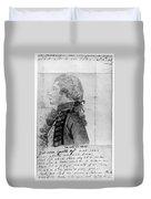 James Wolfe (1727-1759) Duvet Cover