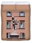 Luigi Galvani (1737-1798) Duvet Cover
