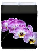 Moon's Orchid  Duvet Cover