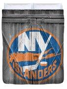 New York Islanders Duvet Cover