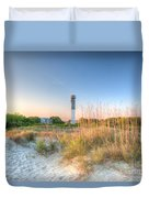 Sandy Shore Duvet Cover
