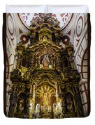 The Monastery Of San Francisco -  Lima Peru Duvet Cover