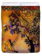 Tree Wall Art Duvet Cover