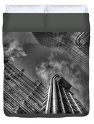 Willis Group And Lloyd's Of London Duvet Cover