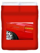 '70 Road Runner Duvet Cover