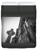 700 Years Of Irish History At Quin Abbey Duvet Cover