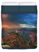 749220321 North Rim Grand Canyon Arizona Duvet Cover
