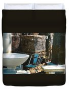 Among The Ruins 9 Duvet Cover