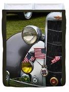 Classic Dodge Duvet Cover