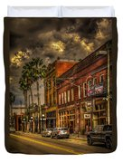 7th Avenue Duvet Cover by Marvin Spates