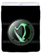 Celtic Harp Duvet Cover