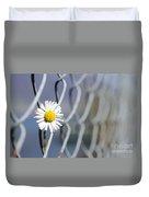 Daisy Flower Duvet Cover