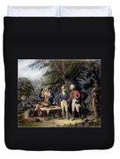 Francis Marion (1732?-1795) Duvet Cover