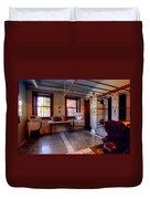 Glensheen Mansion Duluth Duvet Cover