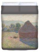 Haystacks Duvet Cover