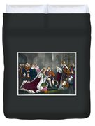 Mary, Queen Of Scots Duvet Cover