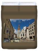 Munich Germany Duvet Cover