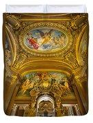Palais Garnier Interior Duvet Cover