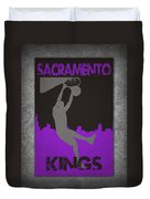 Sacramento Kings Duvet Cover