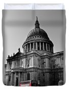 St Paul's Cathedral London Duvet Cover