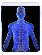 The Nervous System Duvet Cover