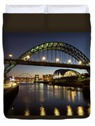 Tyne Bridge Duvet Cover