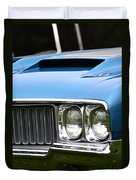 60's Oldsmobile 442 Duvet Cover