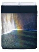 9-11 Memorial Duvet Cover